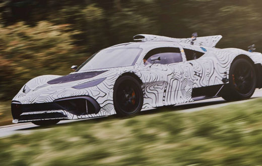 prototipo Mercedes-AMG Project One 1