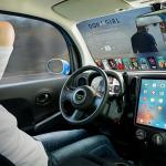 Parabrisas, la 5ta. pantalla del auto para la conducción autónoma