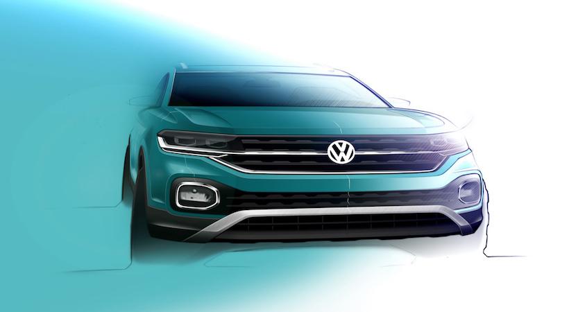 Cuenta regresiva Volkswagen T-Cross2019