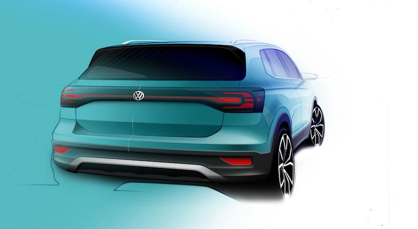 Cuenta regresiva Volkswagen T-Cross 2019