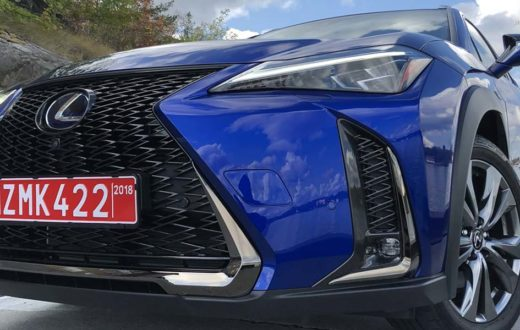 Video Test Drive Lexus UX 2019 en Estocolmo, Suecia