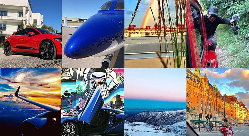 Autos, SUVs, pickup, vans y los destinos del increíble Verano 2018