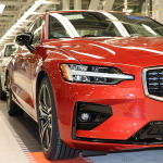 Primer Volvo Made in USA