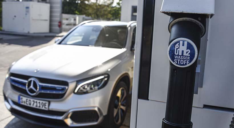 Driven by Mercedes-Benz EQ