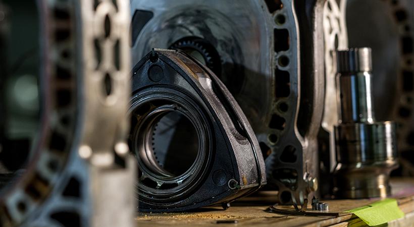 El regreso del motor rotatorio Mazda ... para un auto eléctrico