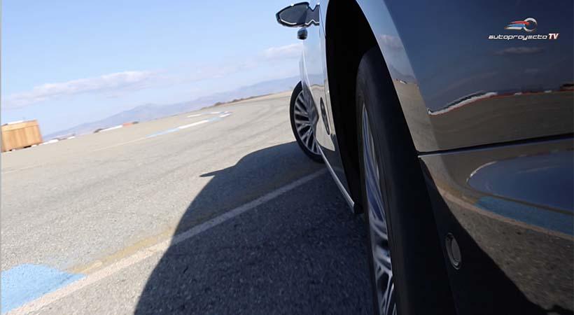 Audi A8 2019 con Driver Assistance Technology