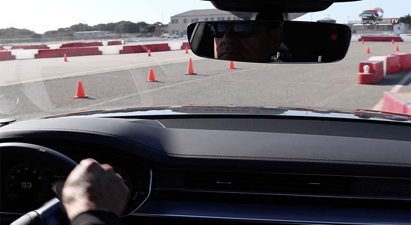 Video, Audi A8 2019 Con Driver Assistance Technology