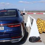 Video Audi A8 2019 con Driver Assistance Technology