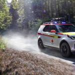 Land Rover SVO
