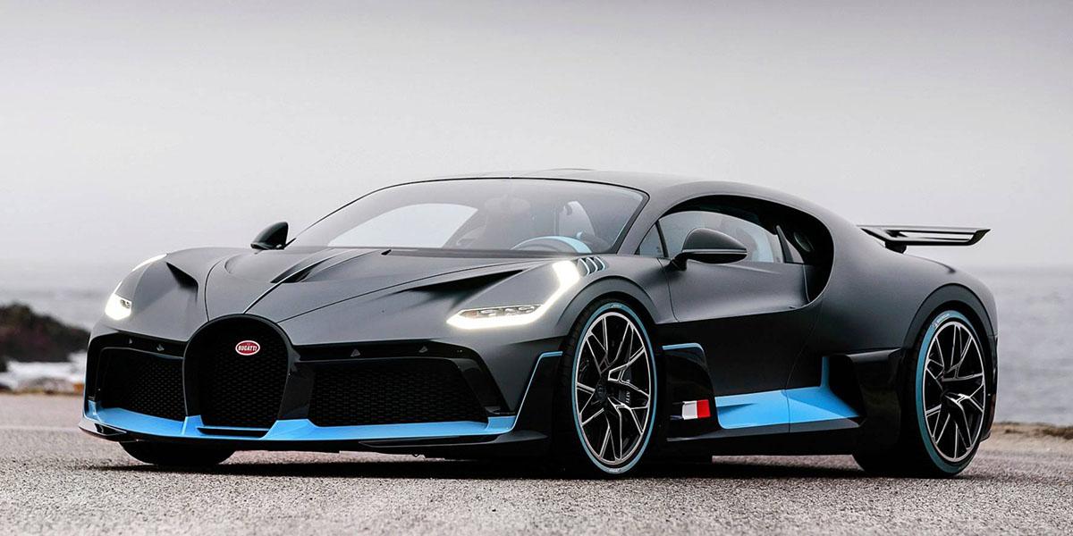 Bugatti Chiron Extremo