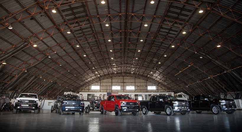 video Chevrolet Silverado High Country 2019