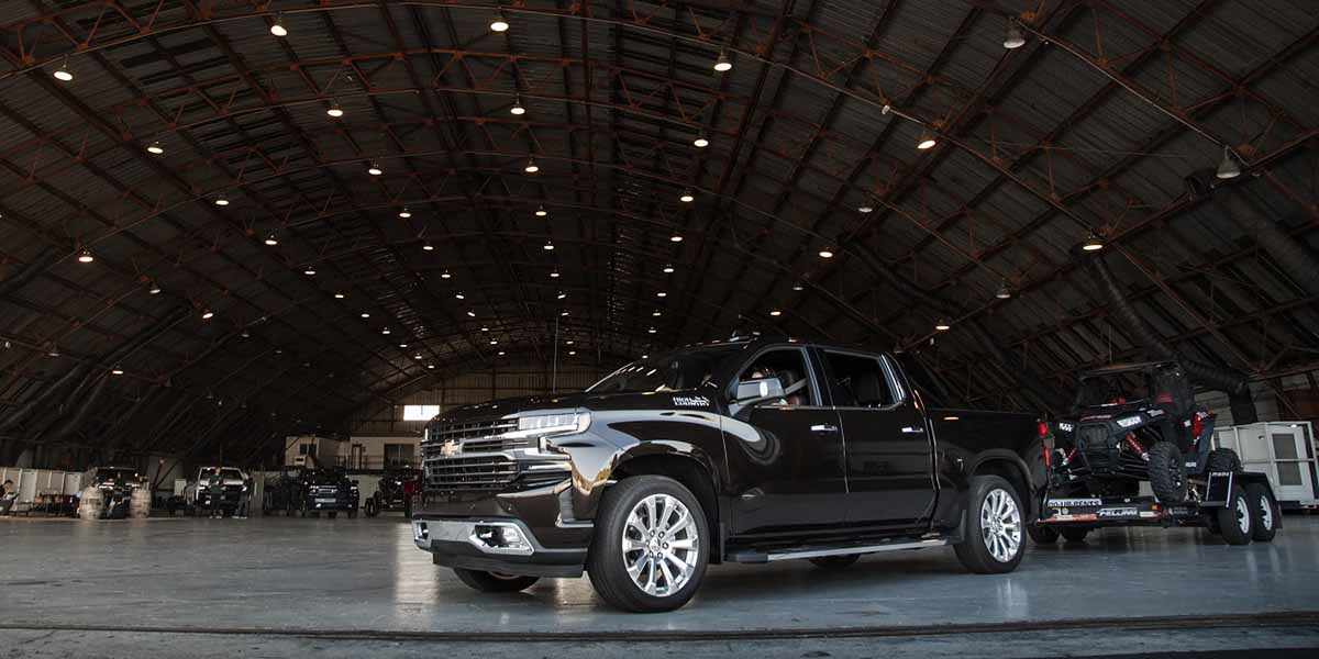 video Chevrolet Silverado High Country 2019