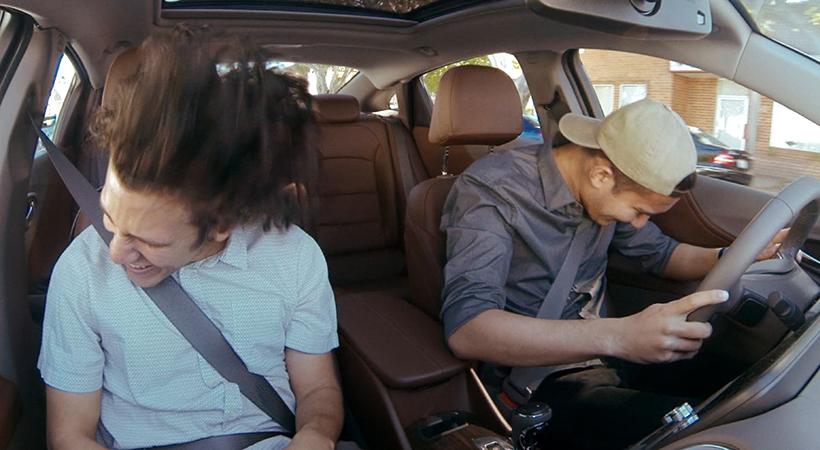 Otras distracciones al volante