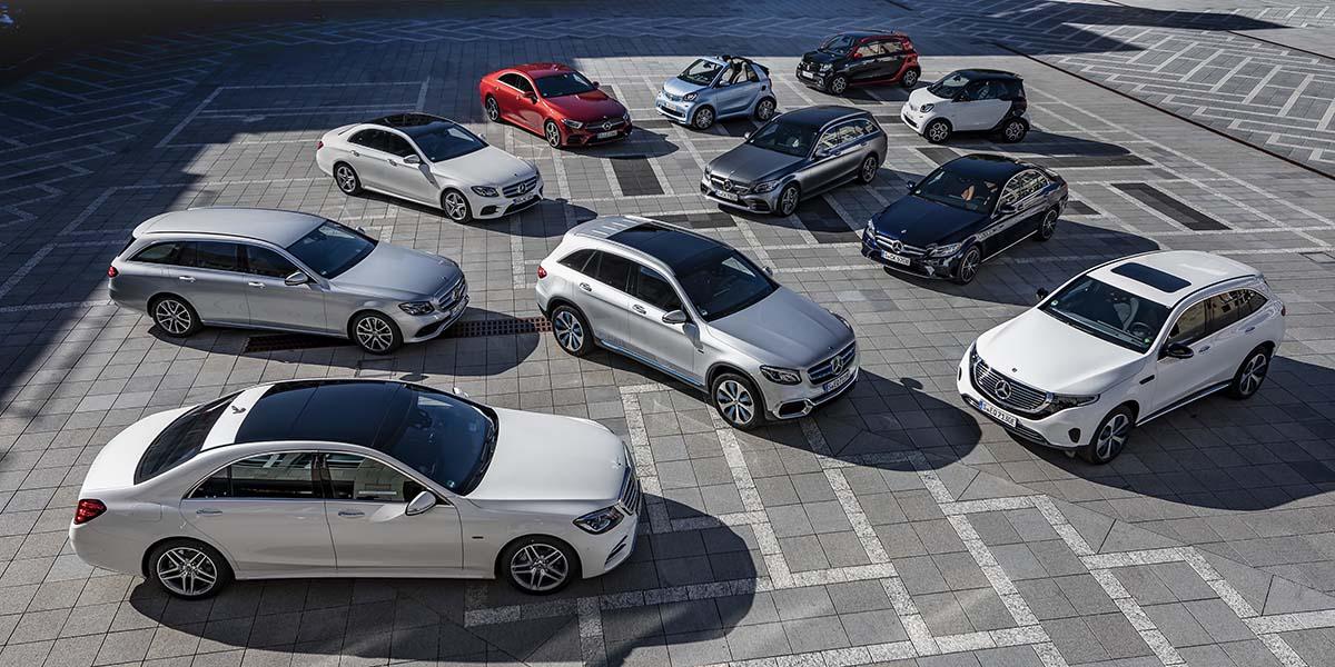 Driven by Mercedes-Benz EQ, arrancó la nueva era eléctrica