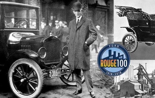 Primer centenario del Ford Model T