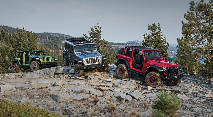 La leyenda del Jeep Wrangler Rubicon