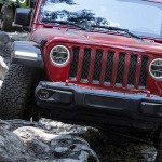leyenda del Jeep Wrangler Rubicon