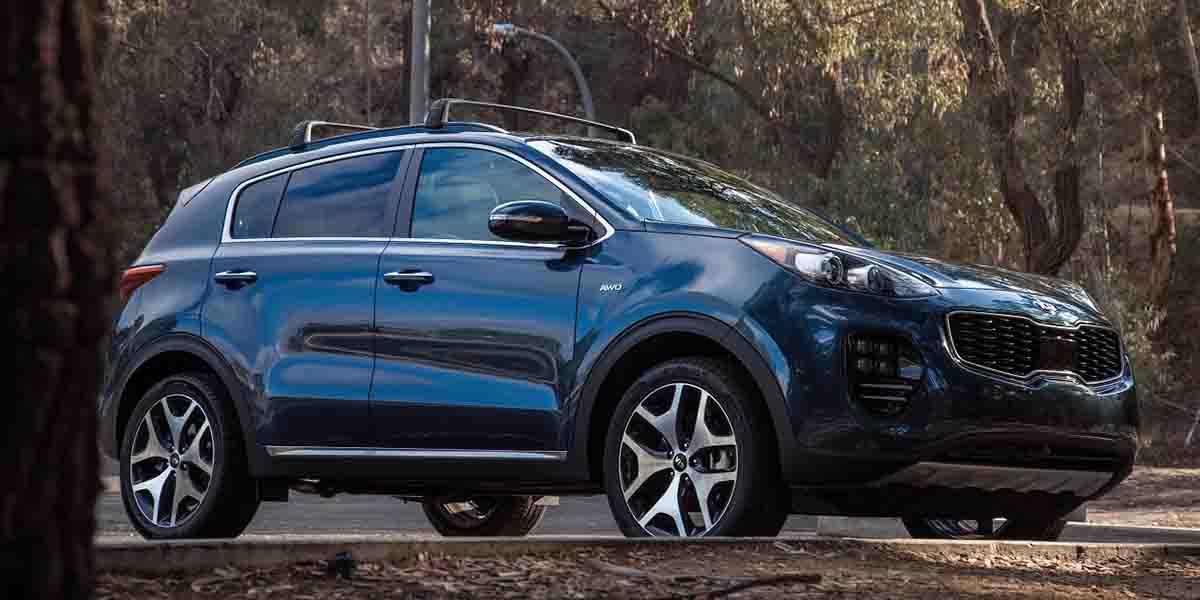 Video KIA Sportage SX AWD 2018