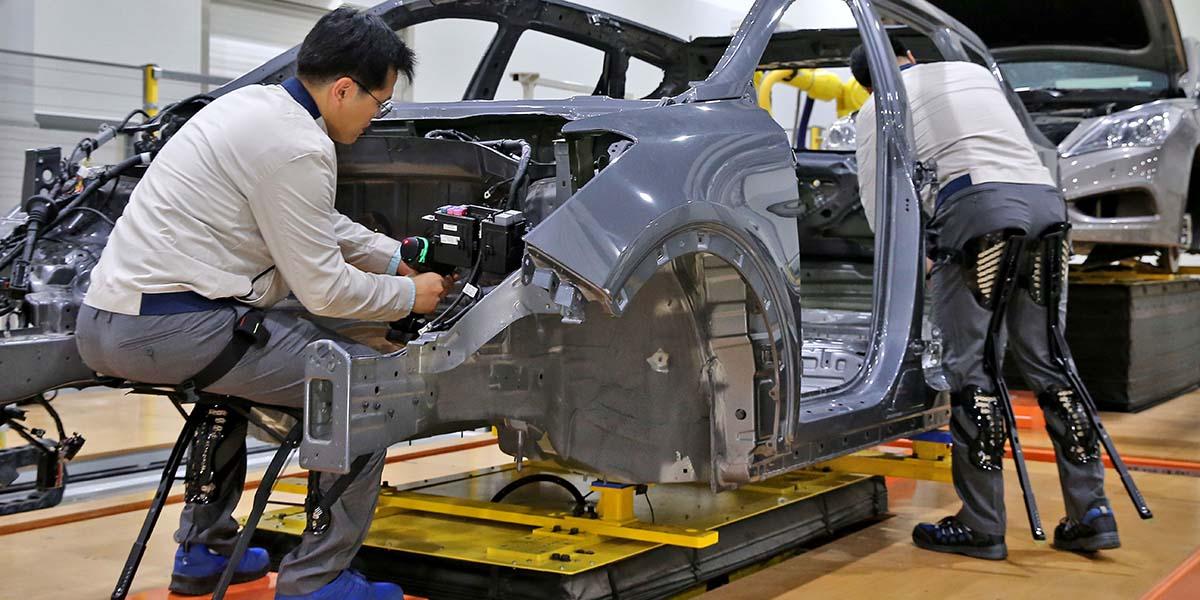 Era robótica Hyundai