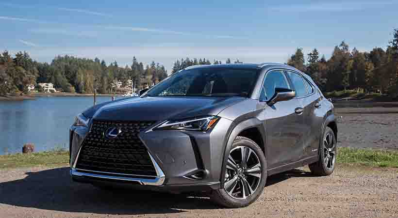 video Lexus UX 250H Hybrid 2019
