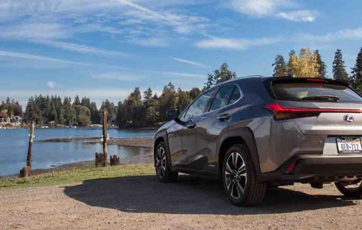 Video, Lexus UX 250H Hybrid 2019, inigualable rendimiento híbrido