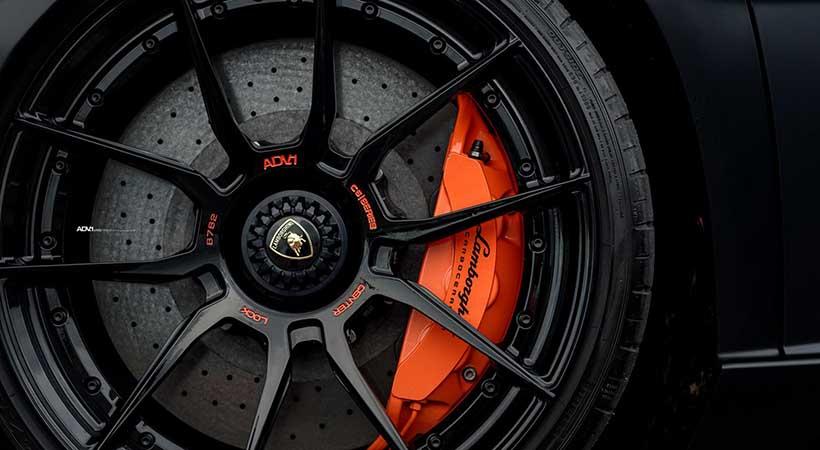 Lamborghini Aventador rines personalizados