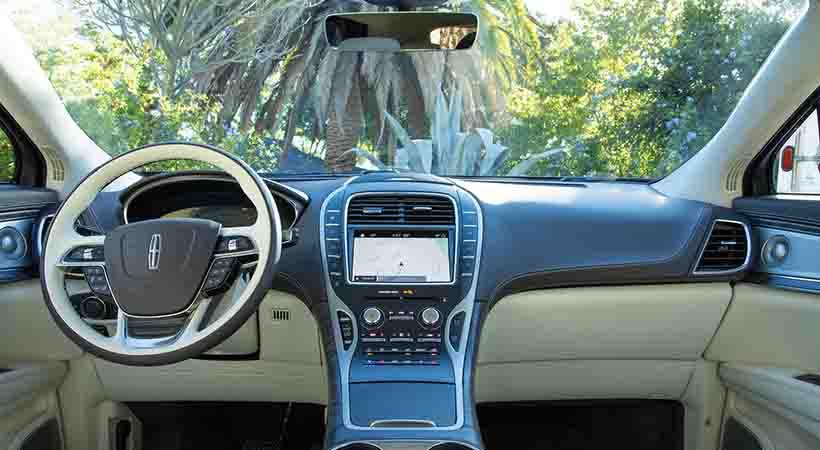 Lincoln Nautilus 2019, Lincoln Nautilus 2019 precio, Lincoln Nautilus 2019 versiones