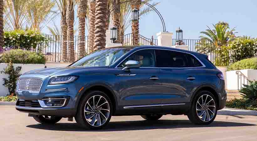 Primer vistazo Lincoln Nautilus 2019, Lincoln Nautilus 2019 precio, Lincoln Nautilus 2019 versiones