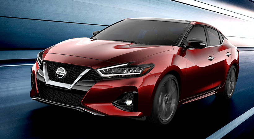 Debut Nissan Máxima 2019