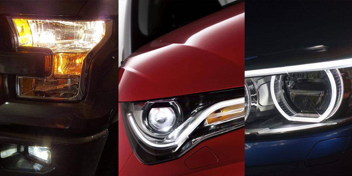 Mejores luces para tu auto