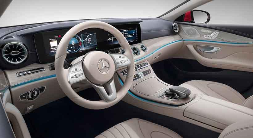 video Mercedes-AMG CLS 450 Coupé 2019