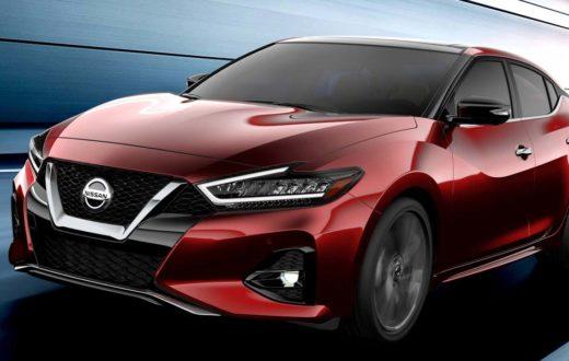Debut Nissan Máxima 2019 Será En El Auto Show Los Angeles