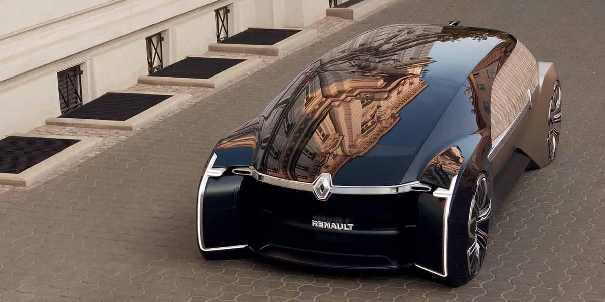 Renault EZ -Ultimo, Auto Show de París 2018, mejores concept cars 2018