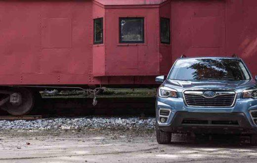 Video, Subaru Forester Limited 2019, renovación completa por $30,795.