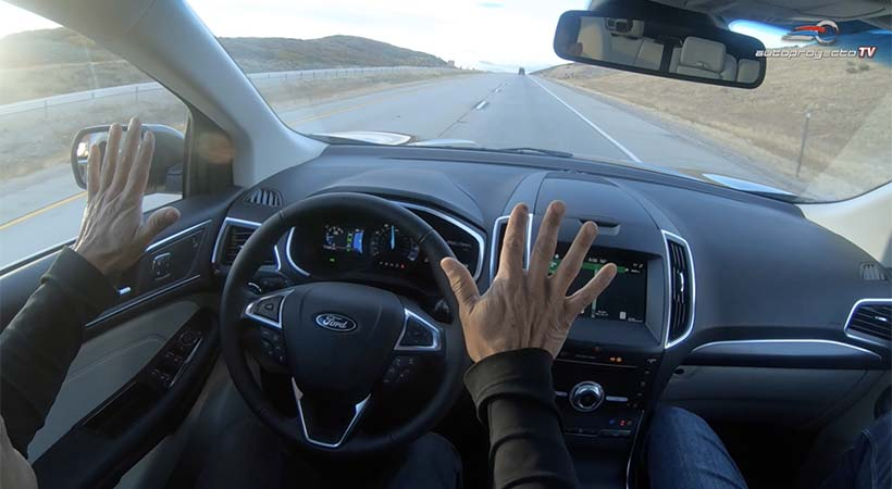 Video Test Drive Ford Edge y Ford Edge ST 2019