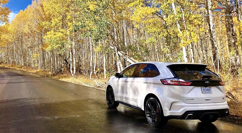 Test Drive Ford Edge y Ford Edge ST 2019