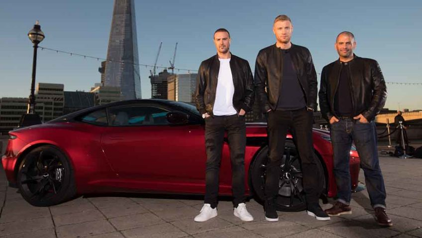 Top Gear dice adiós a Matt LeBlanc y contrata dos nuevos anfitriones