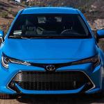 Video Toyota Corolla Hatchback 2019