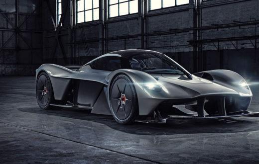 V12 Naturalmente Aspirado del Aston Martin Valkyrie