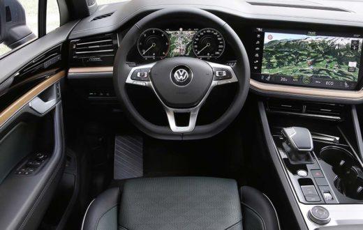 Volkswagen Innovision Cockpit