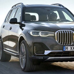 Sports Activity Vehicle BMW X7 2019