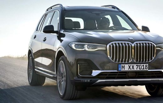 Sports Activity Vehicle BMW X7 2019