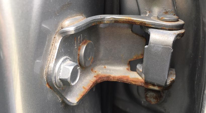 Tips para evitar la corrosión del auto