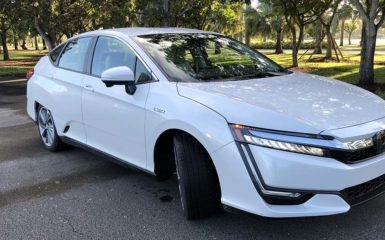 Test Drive Honda Clarity Plug-in Hybrid Touring 2018