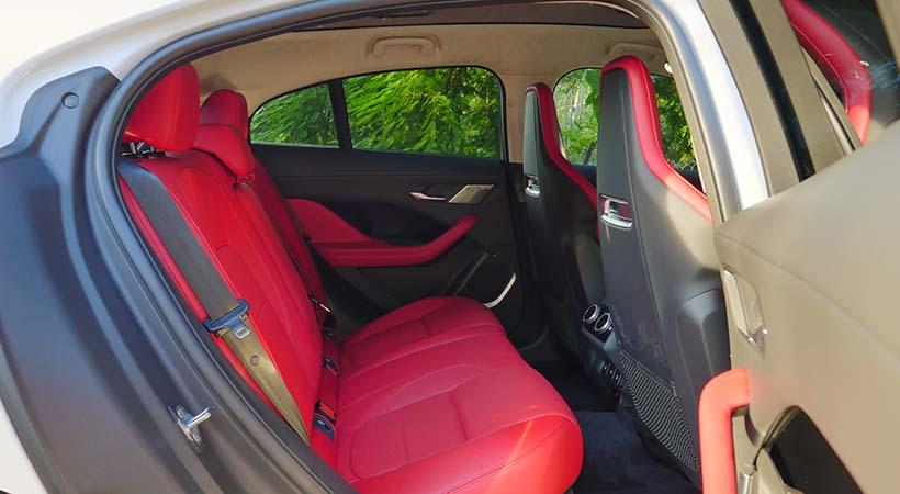 Test Drive Jaguar I-Pace HSE EV400 2018