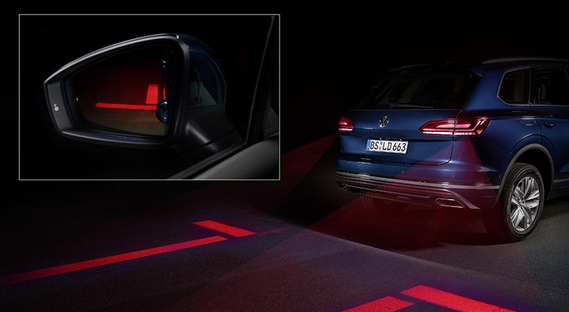 Luces del futuro Vollkswagen