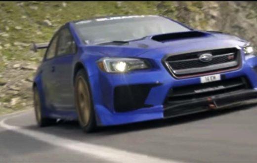 Récord Subaru WRX STI Type RA