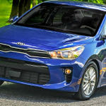 Kia Rio 2018 Top Safety Pick+