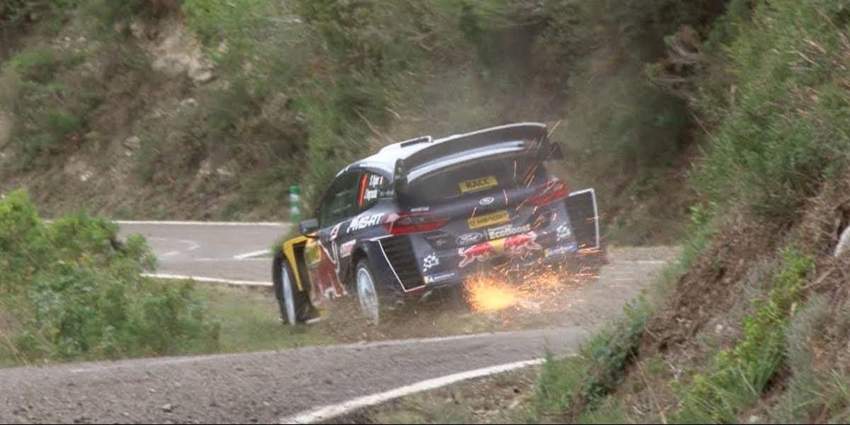 video del WRC