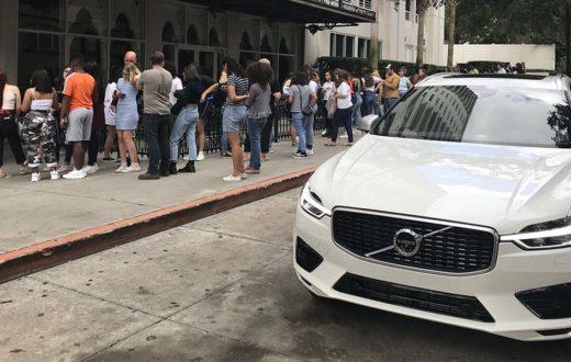 Test Drive Volvo XC60 t8 Plug-in Hybrid 2019